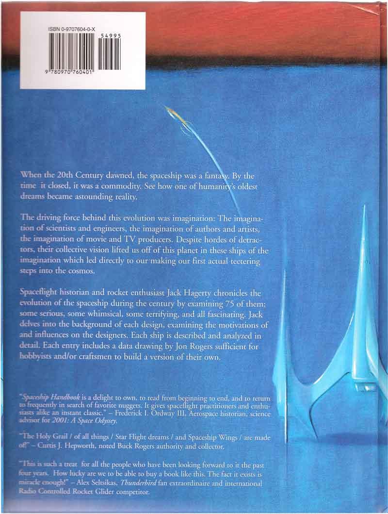 "Livres : ""SpaceShip Handbook"" Spaces11"
