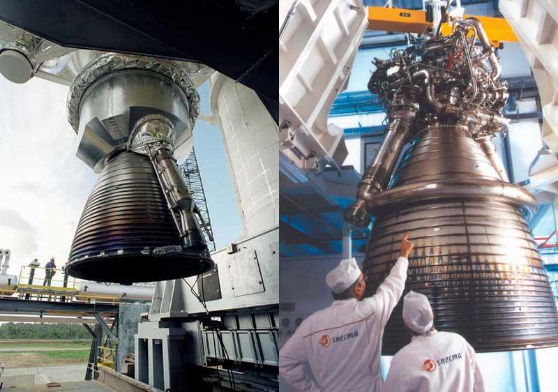 Echec au lançement d'une Proton Vulcai10