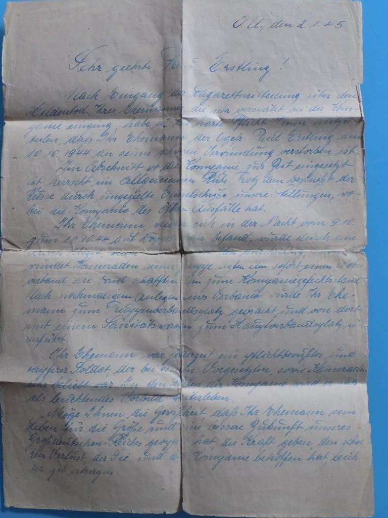 Vos livrets militaires allemands WWII (Soldbuch, Wehrpass..) / Heer-LW-KM-SS... - Page 2 Dscn3327