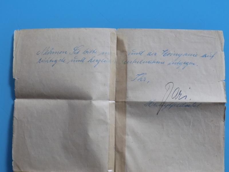 Vos livrets militaires allemands WWII (Soldbuch, Wehrpass..) / Heer-LW-KM-SS... - Page 2 Dscn3331