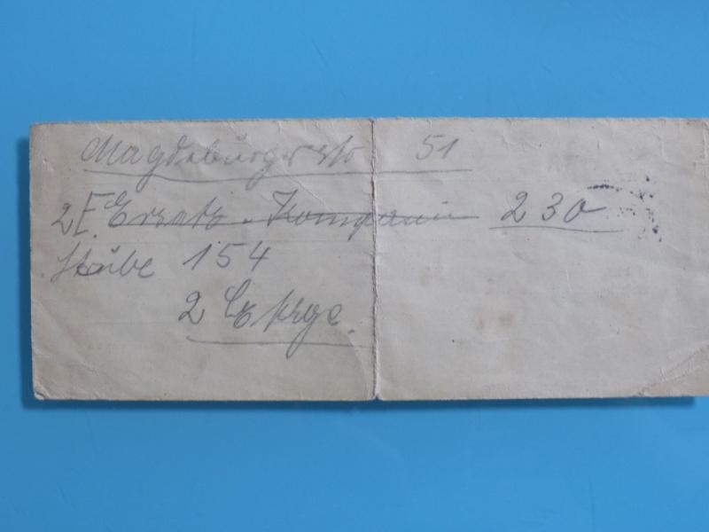 Vos livrets militaires allemands WWII (Soldbuch, Wehrpass..) / Heer-LW-KM-SS... - Page 2 Dscn3333