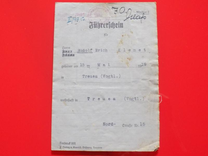 Vos livrets militaires allemands WWII (Soldbuch, Wehrpass..) / Heer-LW-KM-SS... - Page 2 Soldbu39