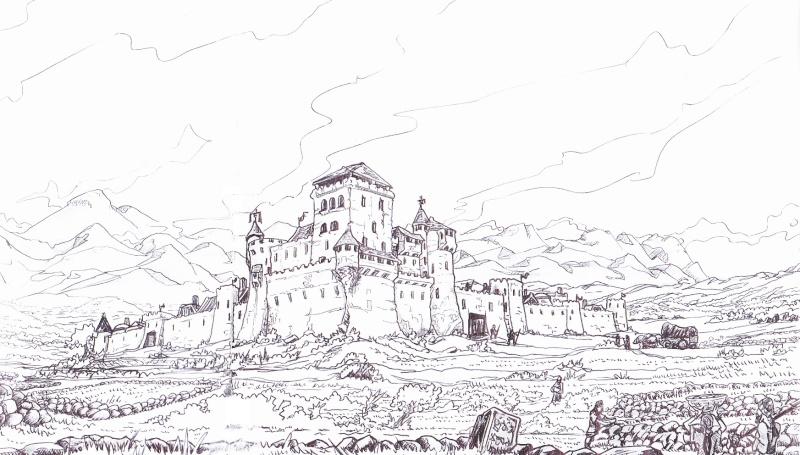 Psirone/Hans/Grovius 6e jr 2e décade mois Ches 1372 année CV La_cro11