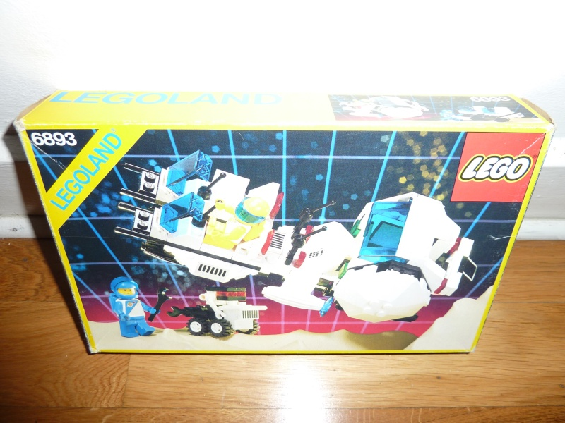 [LEGO] : ESPACE - SPACE P1010312