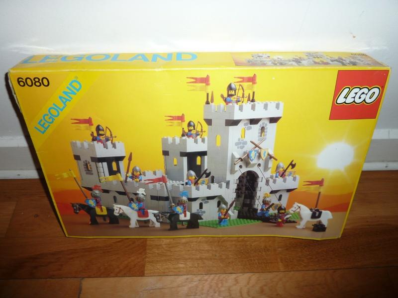 [LEGO] : MOYEN-AGE + liens P1010313