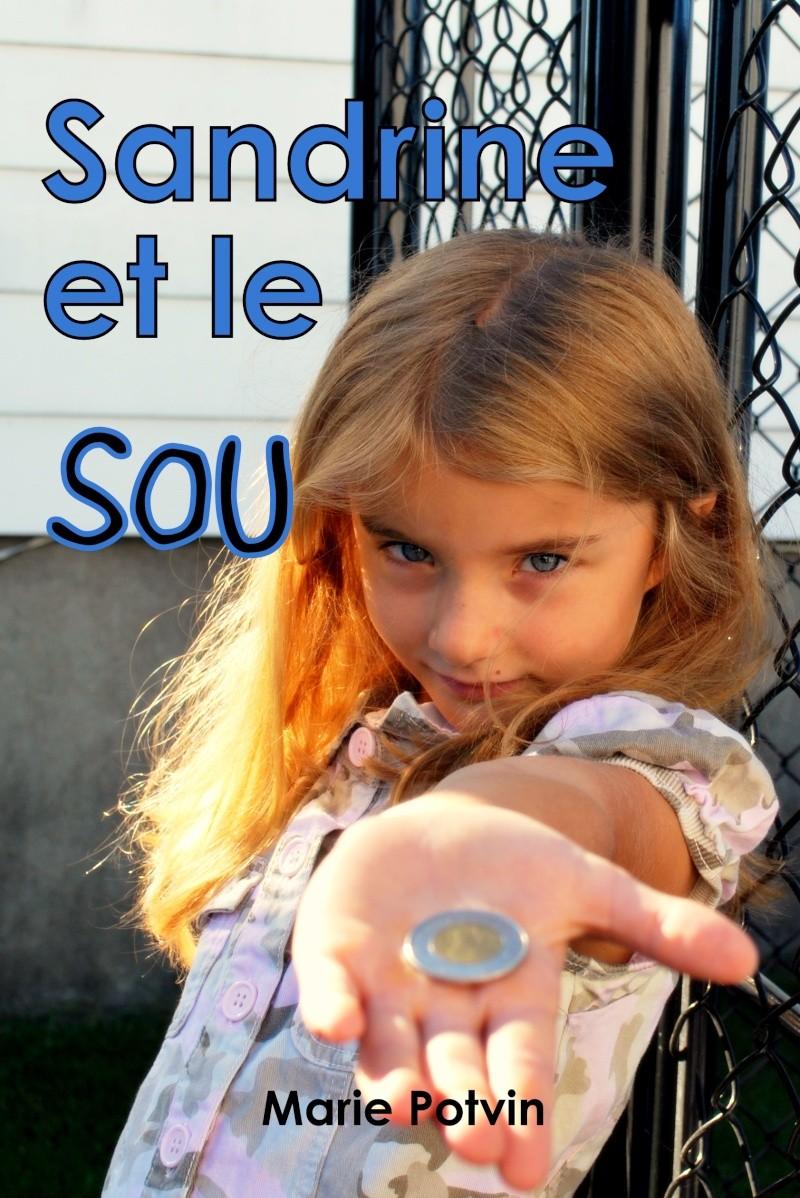 Livre pour Sandrine, couverture Couv1s10
