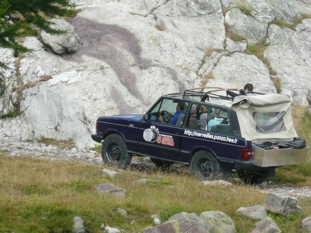 circulation des véhicules 4x4 en zone de montagne Photo_10