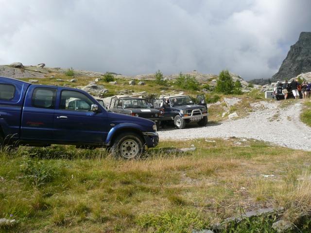 circulation des véhicules 4x4 en zone de montagne Photo_11