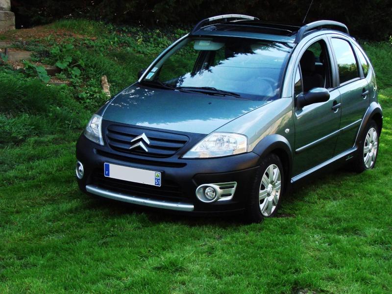 C3 X-TR. toutes options.... ( 2005 ) Dsc08020