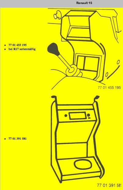 Ventes diverses pièces R17 - Page 6 Consol13