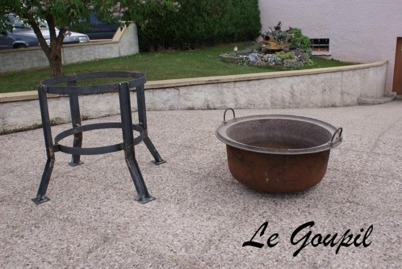 Bricolage - Pour cuire un trophée Chaudi12