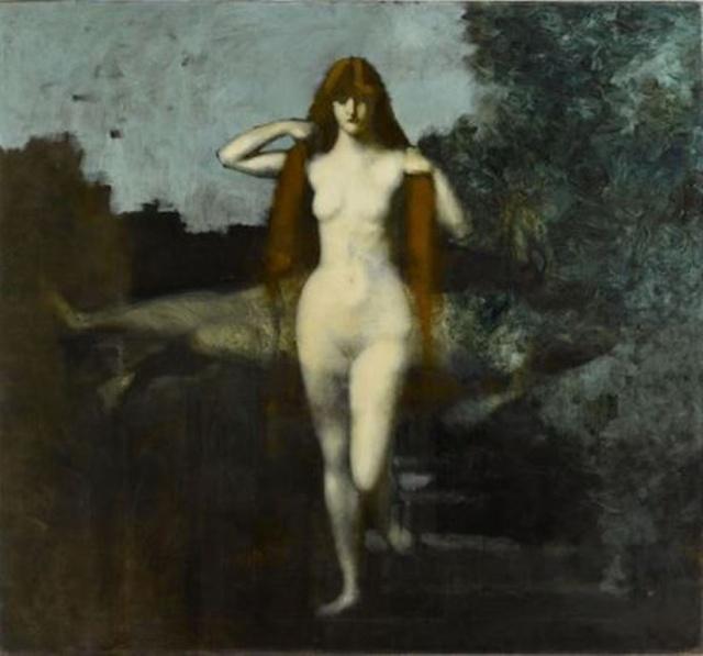 NUS EROTIQUES DE JEAN-JACQUES HENNER (1829-1905) La_vyr10