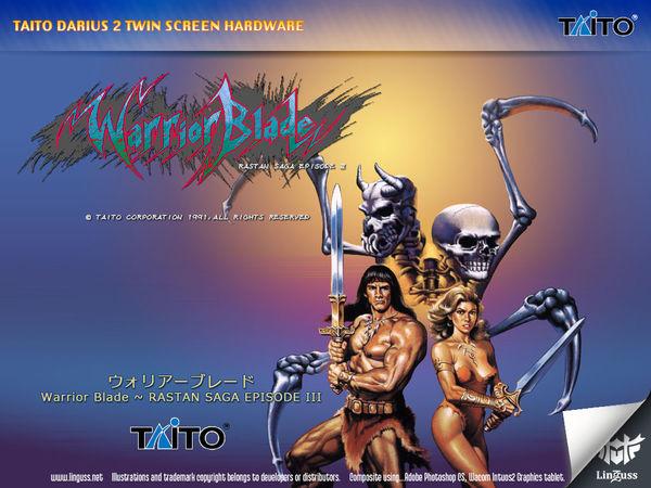 Warrior Blade : Rastan Saga Episode III  Warrio10