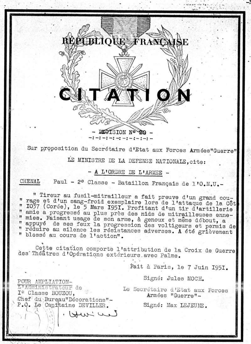 [Opérations de guerre] GUERRE DE CORÉE - Tome 1 - Page 22 Img23710