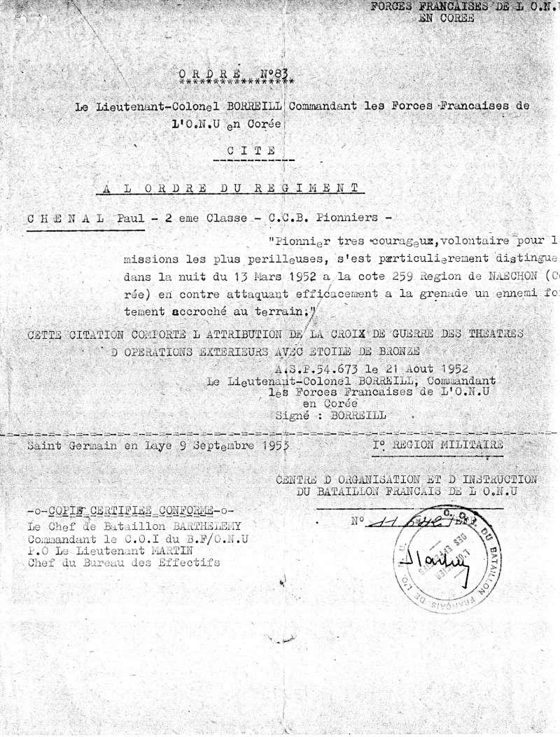 [Opérations de guerre] GUERRE DE CORÉE - Tome 1 - Page 22 Img23810