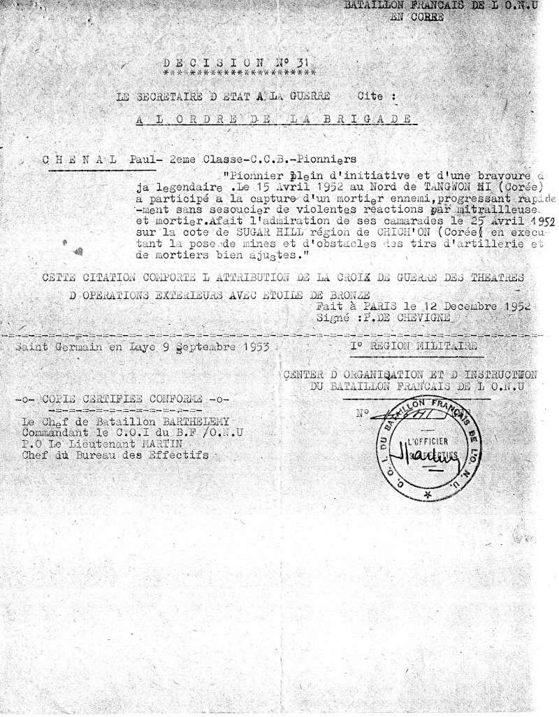 [Opérations de guerre] GUERRE DE CORÉE - Tome 1 - Page 22 Img23910
