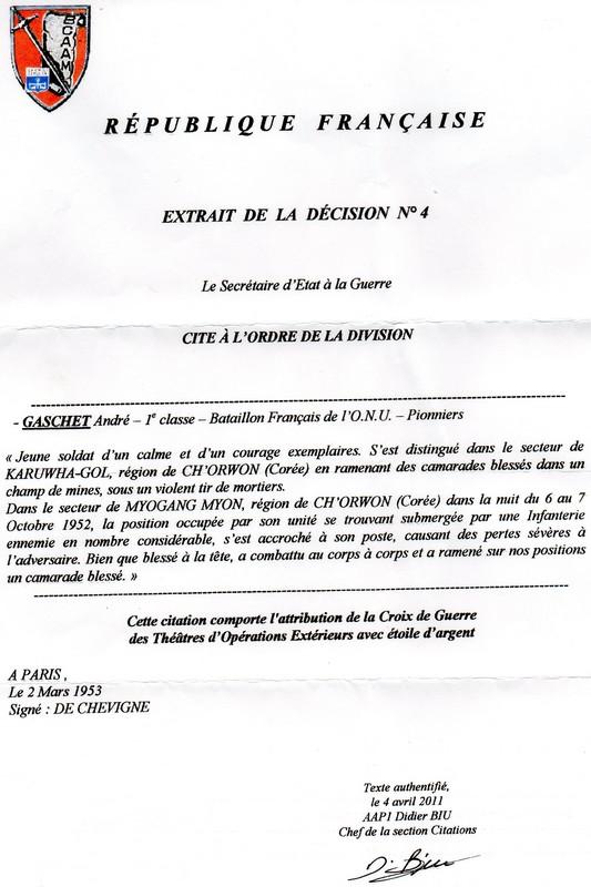 [Opérations de guerre] GUERRE DE CORÉE - Tome 1 - Page 23 Img51810