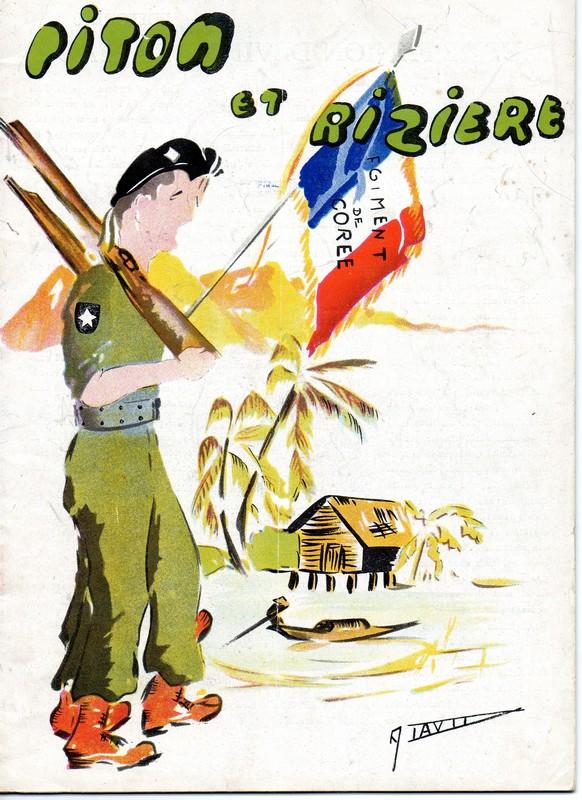 [Opérations de guerre] GUERRE DE CORÉE - Tome 1 - Page 24 Recto_10