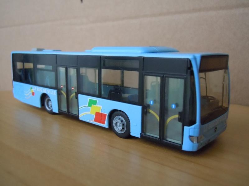Modèles réduits de Citaro K du réseau Transbord Dscn2414