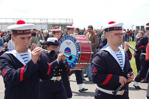 [La musique dans la Marine] Bagad de Lann-Bihoué - Page 3 68616510