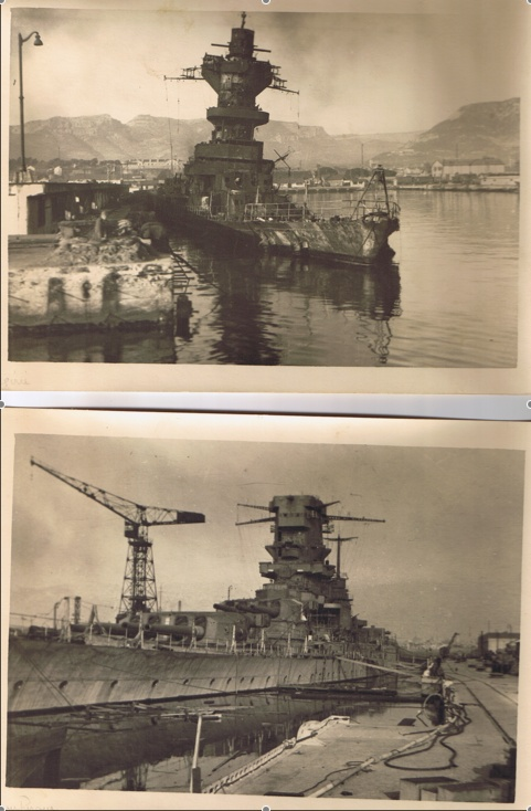 [Histoire et histoires] Toulon : Sabordage de la Flotte (photos) Algeri10