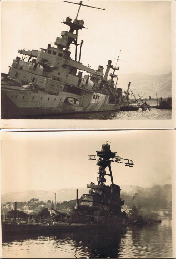 [Histoire et histoires] Toulon : Sabordage de la Flotte (photos) Cliche10