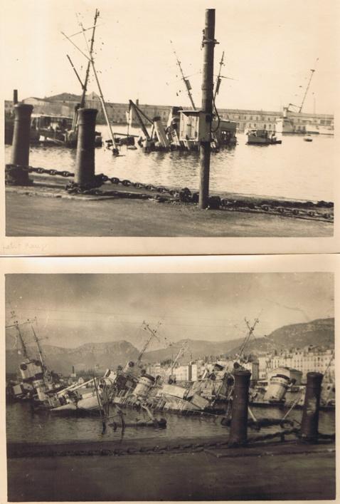 [Histoire et histoires] Toulon : Sabordage de la Flotte (photos) Le_pet10
