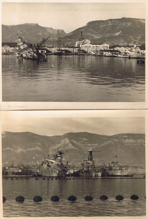 [Histoire et histoires] Toulon : Sabordage de la Flotte (photos) Voltai10