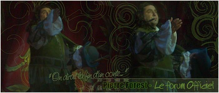 Pierre Forest : Le mythique Molière & Mazarin
