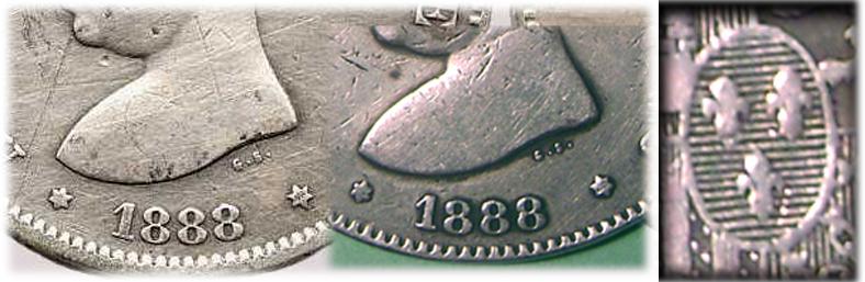 5 pesetas de Alfonso XIII (Madrid, 1888 d.C) 1888-511