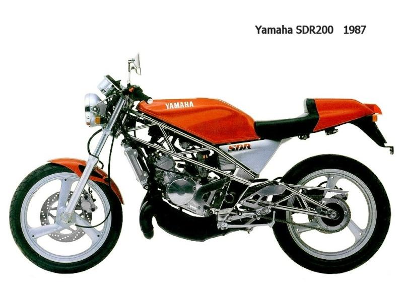 Je ne connaissais pas celle la : SDR 200 Yamaha10