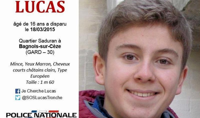 Gard : disparition inquiétante d'un adolescent de 16 ans à Bagnols-sur-Cèze - Page 2 77801910