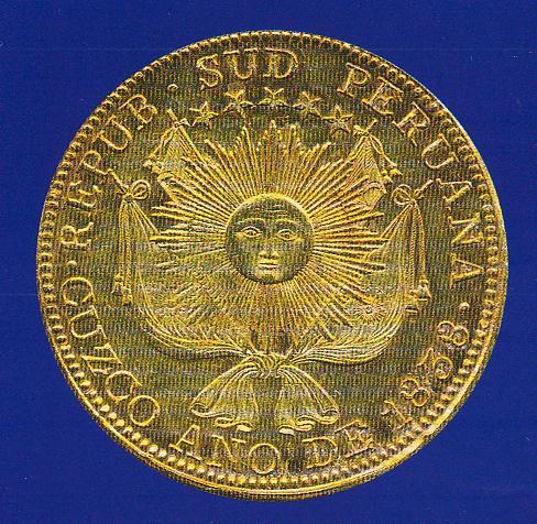 Perú, 1 dinero, 1913 8_escu10