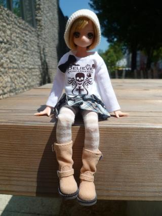 Les dolls de Nerilka : Azone et Smart Doll 10562710