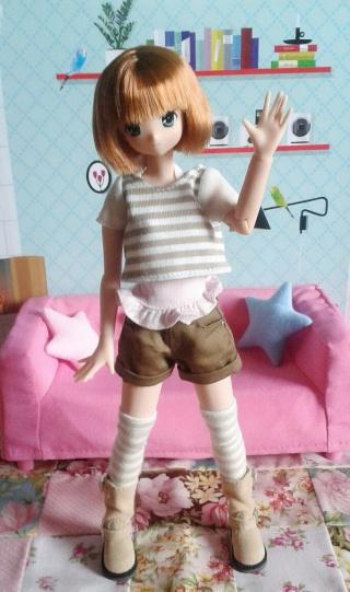 Les dolls de Nerilka : Azone et Smart Doll 11055410