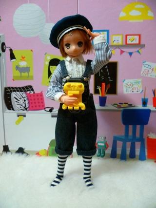 Les dolls de Nerilka : Azone et Smart Doll 12030210