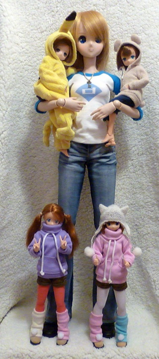 Les dolls de Nerilka : Azone et Smart Doll P1070512