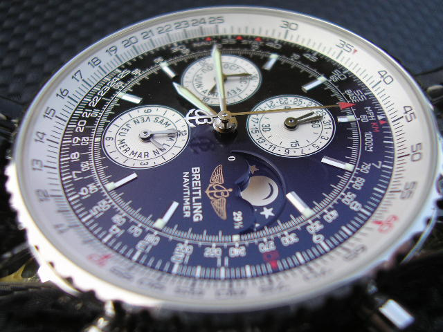 Breitling pour Bently Mark VI Complications 29 Photo_16