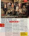 Actualité de la série Heroes12