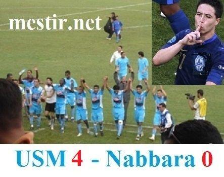 Union sportive de Sbeïtla / Union sportive Monastir Usm12