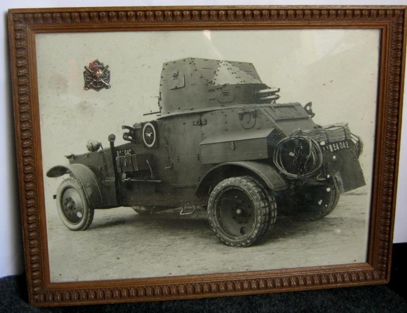 Automitrailleuses : souvenir d'un ancien - ESC 1 02211