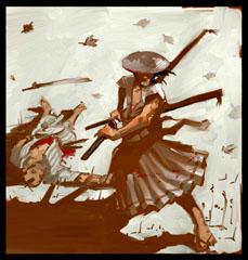 Règles de Combat Samura10