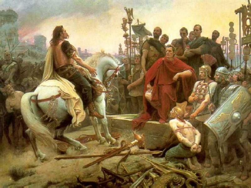 Au nom de mes ancêtres celto-gaulois, j'accuse la caste politico-médiatique de négationnisme Gauloi10