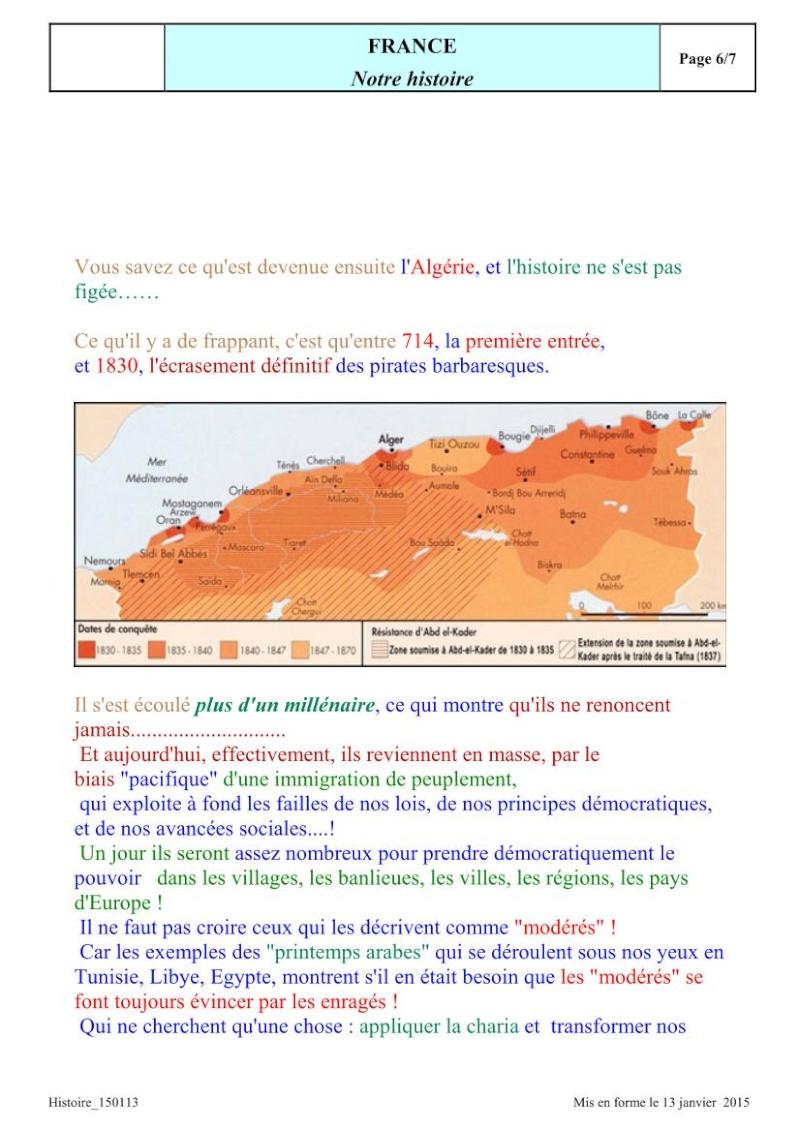 UN RAPPEL: Les invasions ARABO-MUSULMANES Invasi17