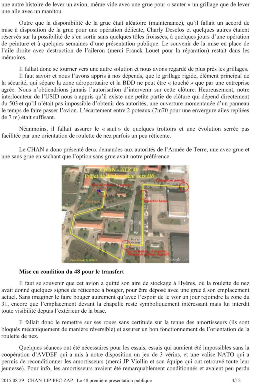 [Associations anciens marins] C.H.A.N.-Nîmes (Conservatoire Historique de l'Aéronavale-Nîmes) - Page 3 2015_013