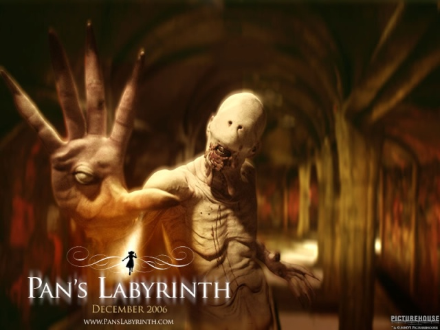 Faunův labyrint Faunuv12