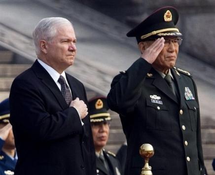 Coopération sino-américaine en matière de Défense Robert10