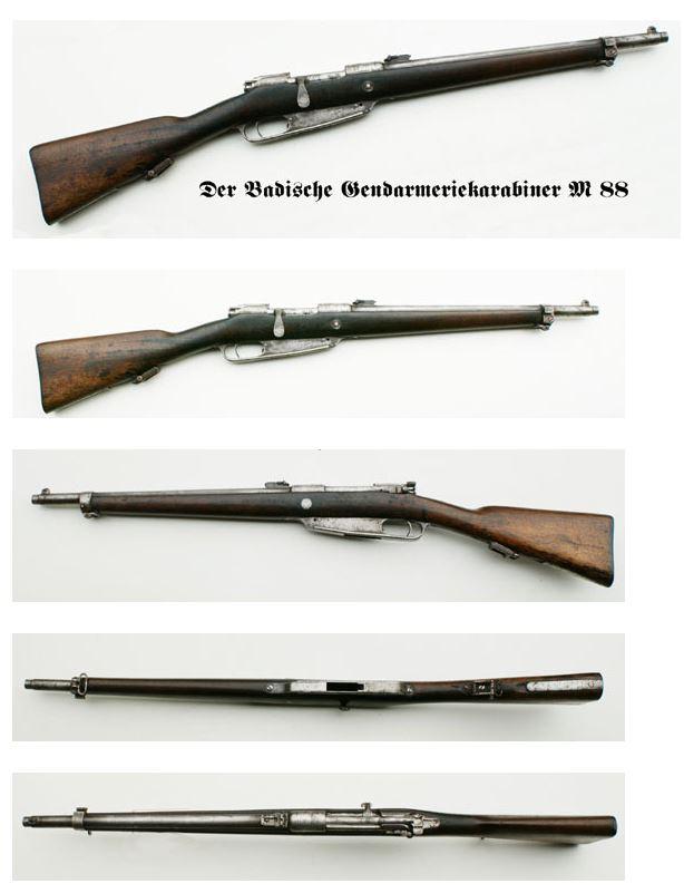 identification fusil  Bgk8811