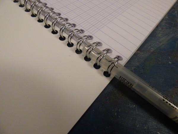 Un cahier pour la rentrée... P1010613