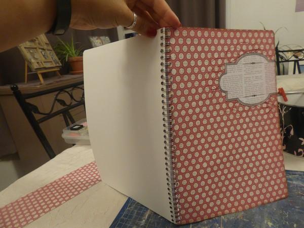 Un cahier pour la rentrée... P1010626